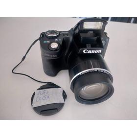 Canon Powershot Sx510, Defeito, Para Conserto Ou Peças