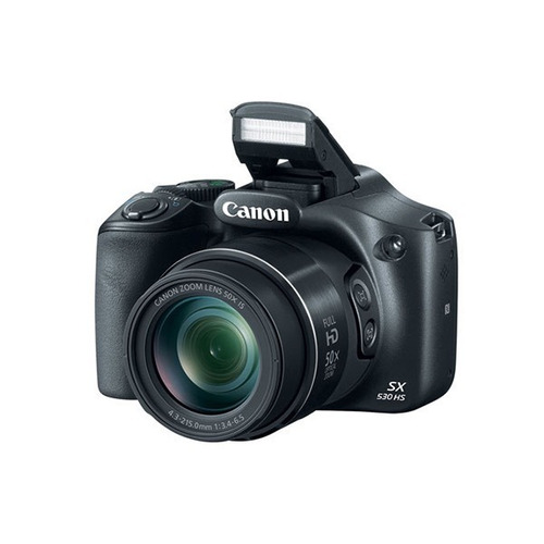 canon powershot sx530 16 mp - 3 - zoom 50x - video full hd