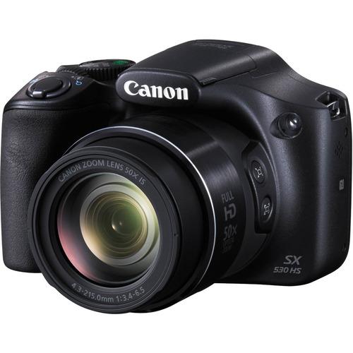 canon powershot sx530 hs - cámara digital habilitada para wi