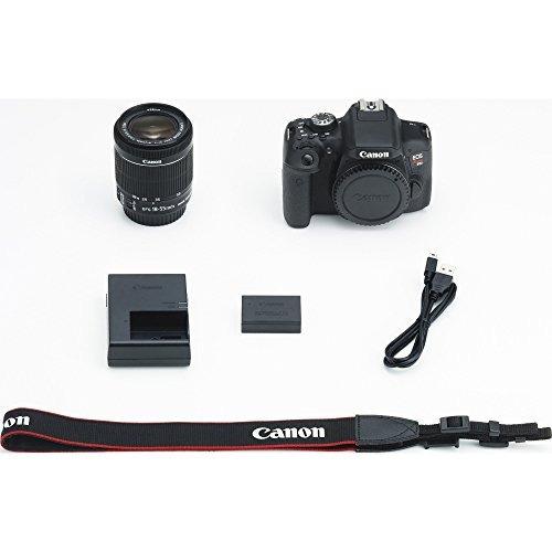 canon réflex cámara