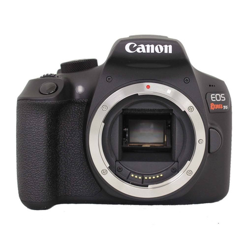 canon reflex cámara