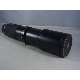 Cañon Sigma Multi Tele Coated F:400mm