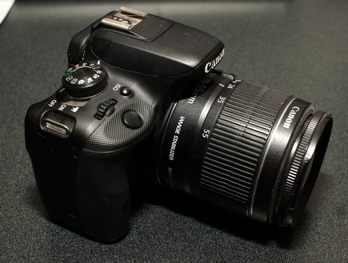 canon sl1 lens zoom 18-55 efs is