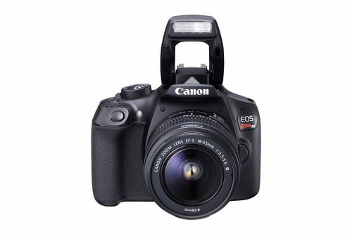 canon slr eos rebel t6 kit 18-55mm facturamos