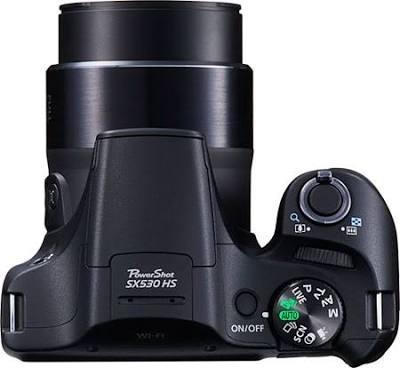 canon sx530 hs seminova