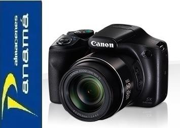 canon sx540hs  potente zoom 50x + tripode + memoria 16gb