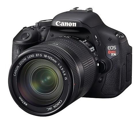 canon t3i + lente 185 mm + tripé