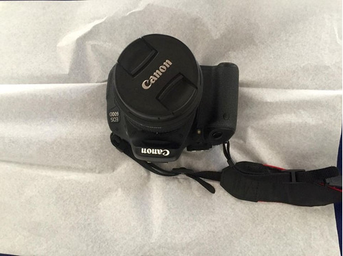 canon t5i kit camara lente 18-55mm18mp