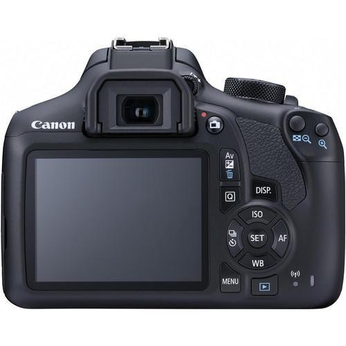 canon t6 com 18-55 mm iii /revenda autorizada / black friday