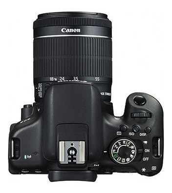 canon t6i 18-55mm is stm 32gb bolsa tripe nova