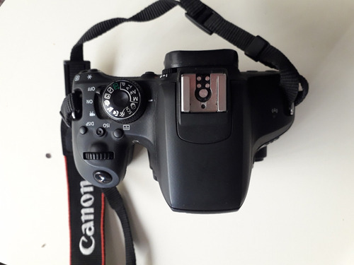canon t7i + lentes canon 24 105 f/4 serie l ii y 50 mm f/1.8