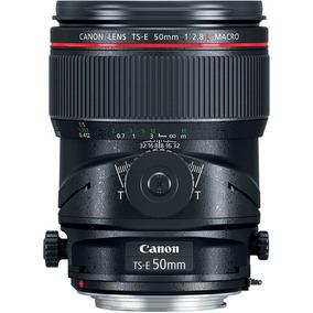 Canon Ts-e 50mm 90mm 135mm F/2 8l Macro Tilt Shift Lente 24