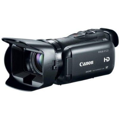 canon vixia hf g20 videocámara hd con hd cmos pro y 32 gb de