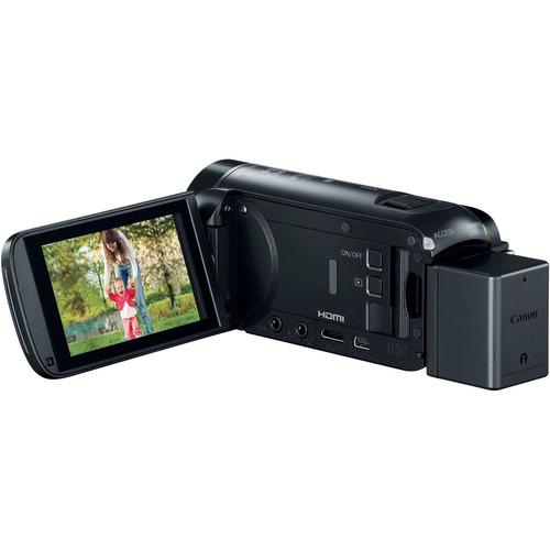 canon vixia hf r82 32gb wi fi 1080p cámara de video hd...