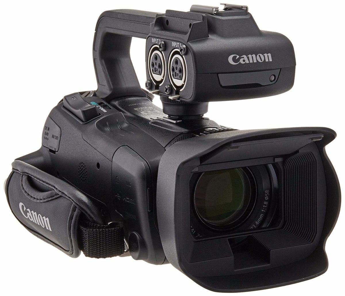 Canon Xa35 Camara De Video Profesional 10 890 000 En