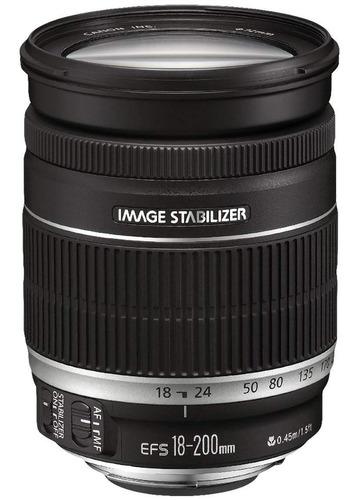 canon zoom lente