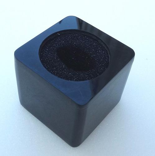 canopla para microfone em acrilico - diversos modelos