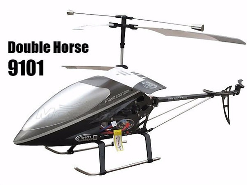canopy double horse  9101