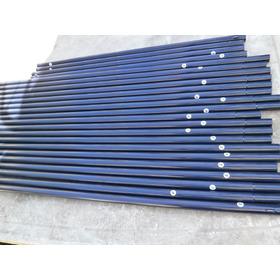 Caños Para Gazebo Color Azul