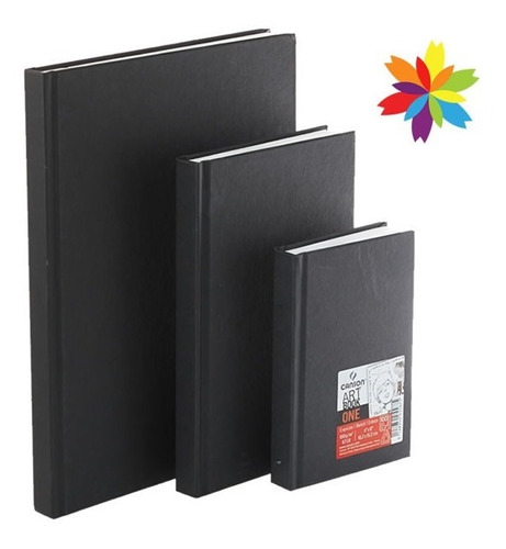canson art book one a4 29.7x21 cm 100 hojas de 100 gramos