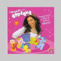 cantando con adriana vol 4 hom a maria elena walsh cd nuevo