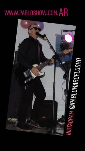 cantante-animador de eventos/show /sonido//karaoke/dj gratis