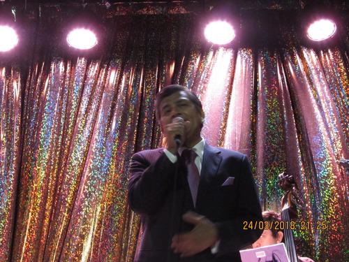 cantante boleros profesional. fiestas-matrimonios-eventos