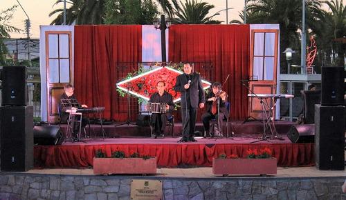 cantante profesional tango argent. eventos online y en vivo