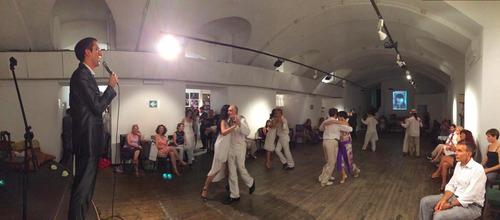cantante tango show