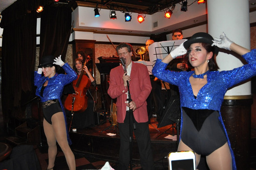 cantante tributo frank sinatra jazz boleros tangos