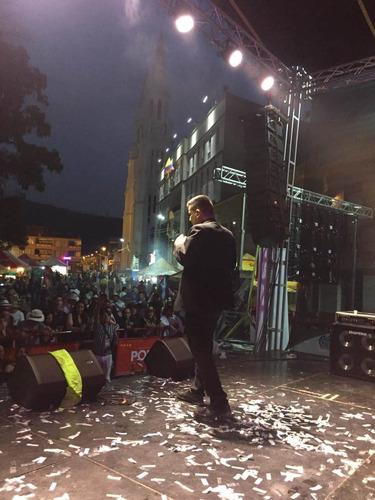 cantante y saxofonista para eventos en todo colombia