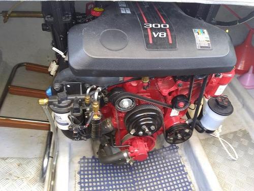cantieri sk 320 con volvo 300 hp duo prop impecable estado!!