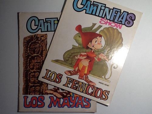 cantiflas show coleccion del 1 al 48 +2 excelente estado