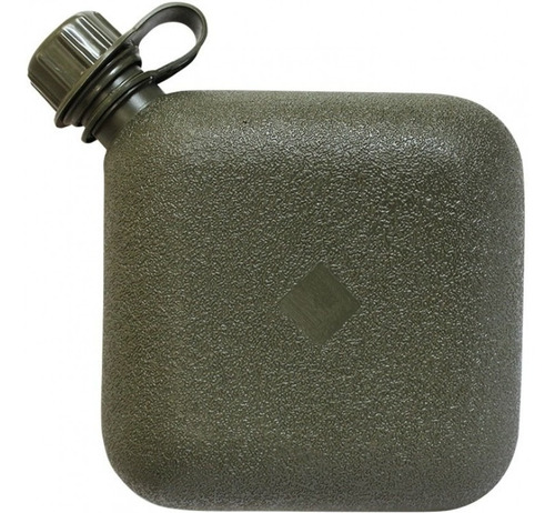 cantil camuflado verde ark polietileno 1,8 litros nautika