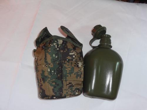 cantimplora militar 3 en 1