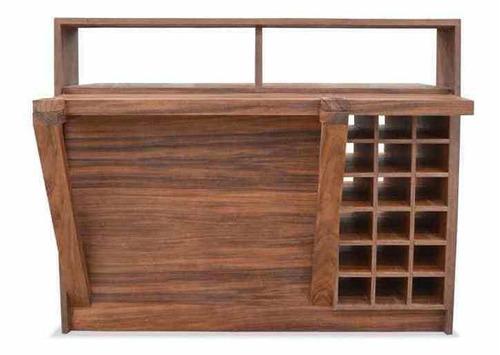 cantina cavan nogal - inlab muebles