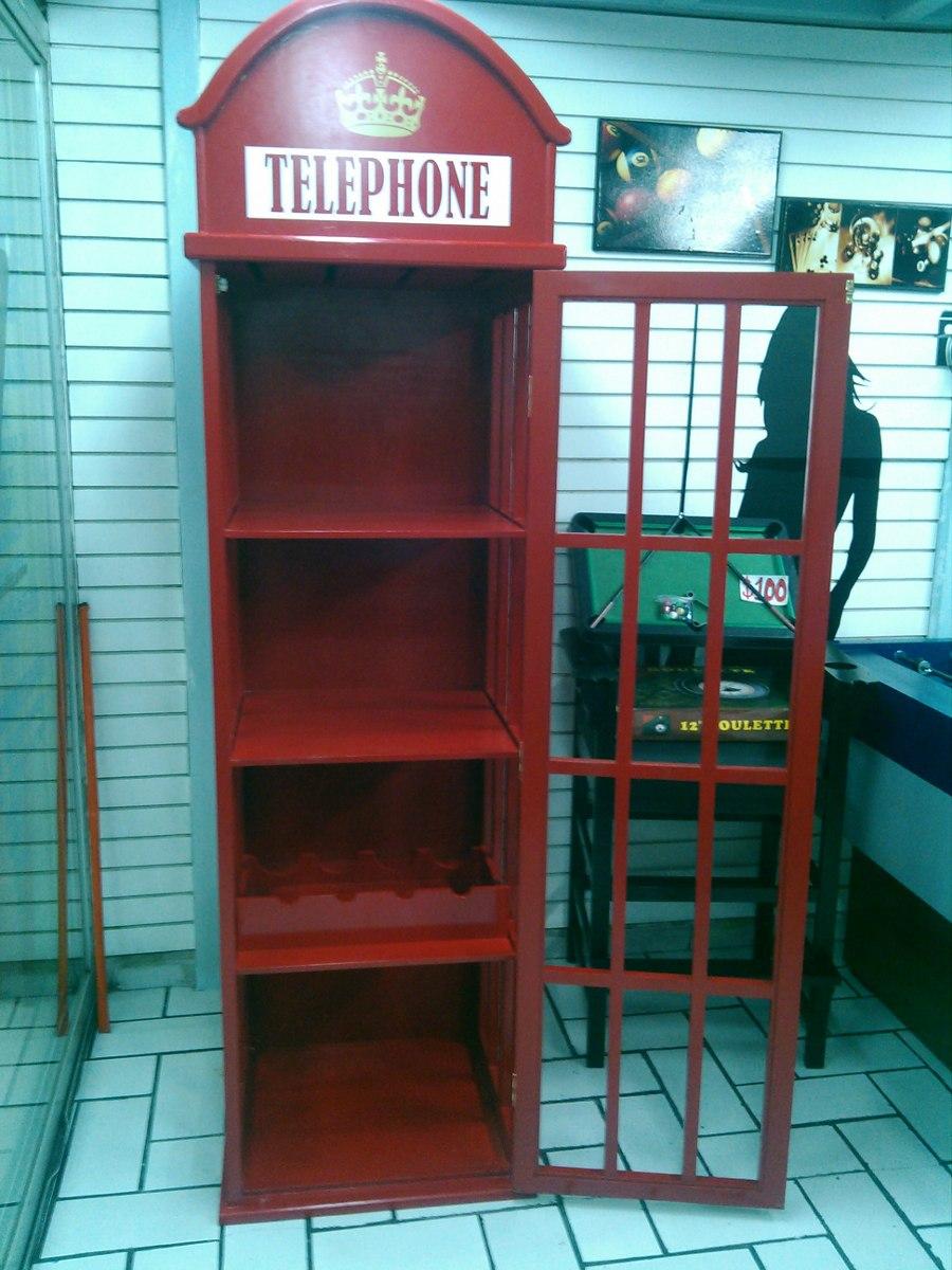 Cantina tipo caseta telefonica inglesa preciosa for Precio de puertas tipo cantina