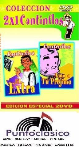 cantinflas - el extra + ama a tu prójimo