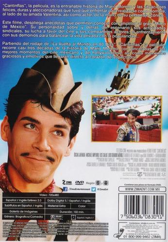cantinflas ¿ no que no chato ? oscar jaenada pelicula dvd