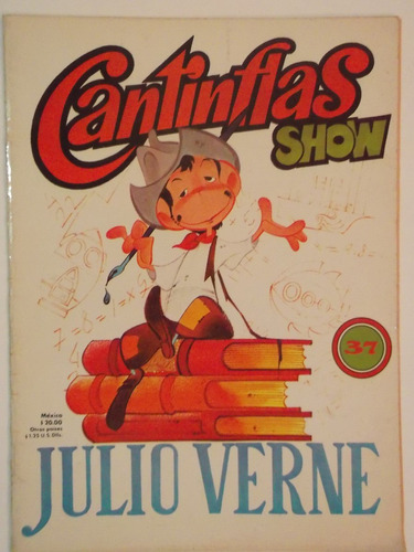cantinflas show - julio verne