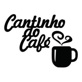Cantinho Do Café Café Decoração Mdf 6mm