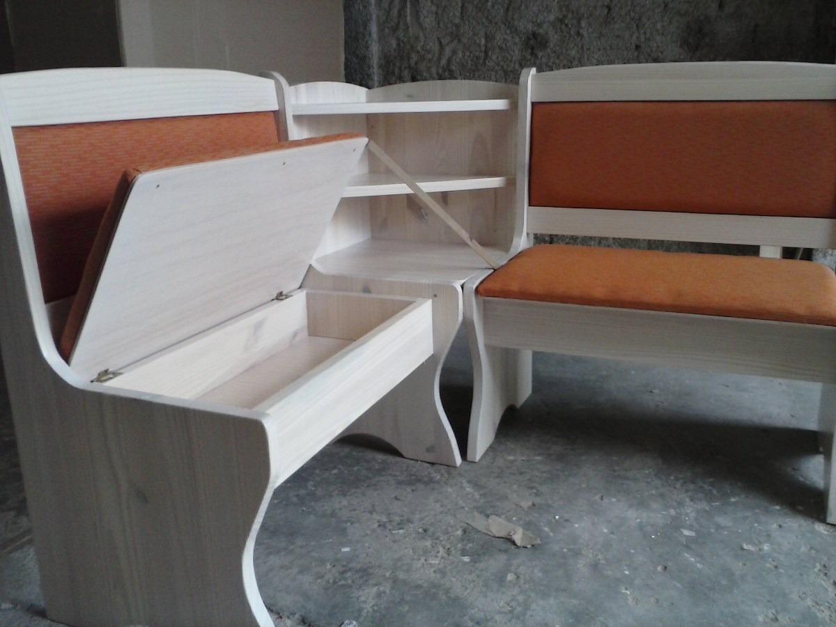 Canto Alemao Mesa Cadeira Banco De Canto;madeira Maciça R$ 2  #663929 1200x900