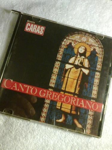 canto  gregoriano           (   revista caras  )
