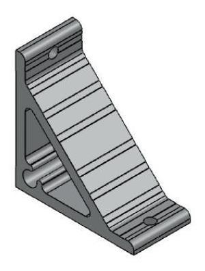 cantoneira de montagem 100x100x40-m8