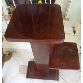 Cantoneira Ou Porta Vaso - Muito Antigo