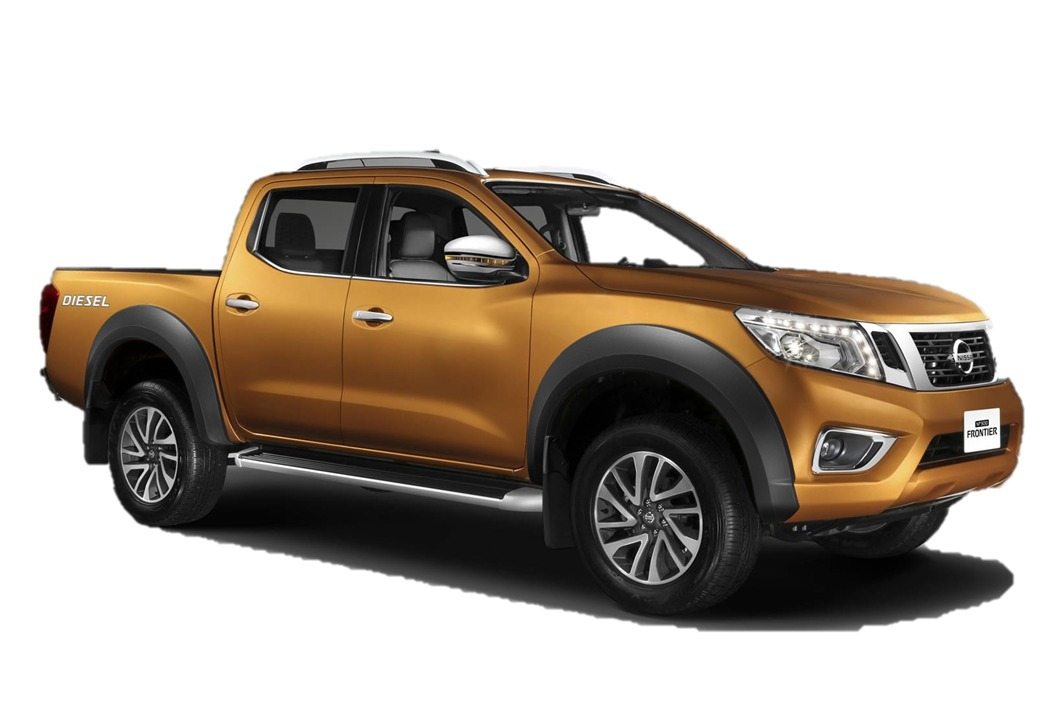 Cantoneras Nissan Np300 Frontier 2015 2018 Originales ...