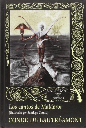 cantos de maldoror, conde de lautreamont, ed. valdemar