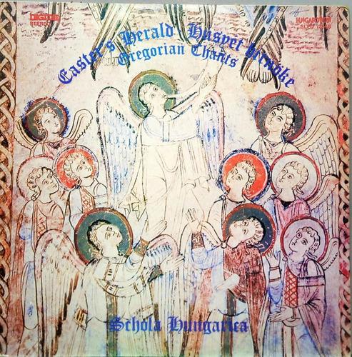 cantos gregorianos lp 1986 o anúncio da pascoa 13011