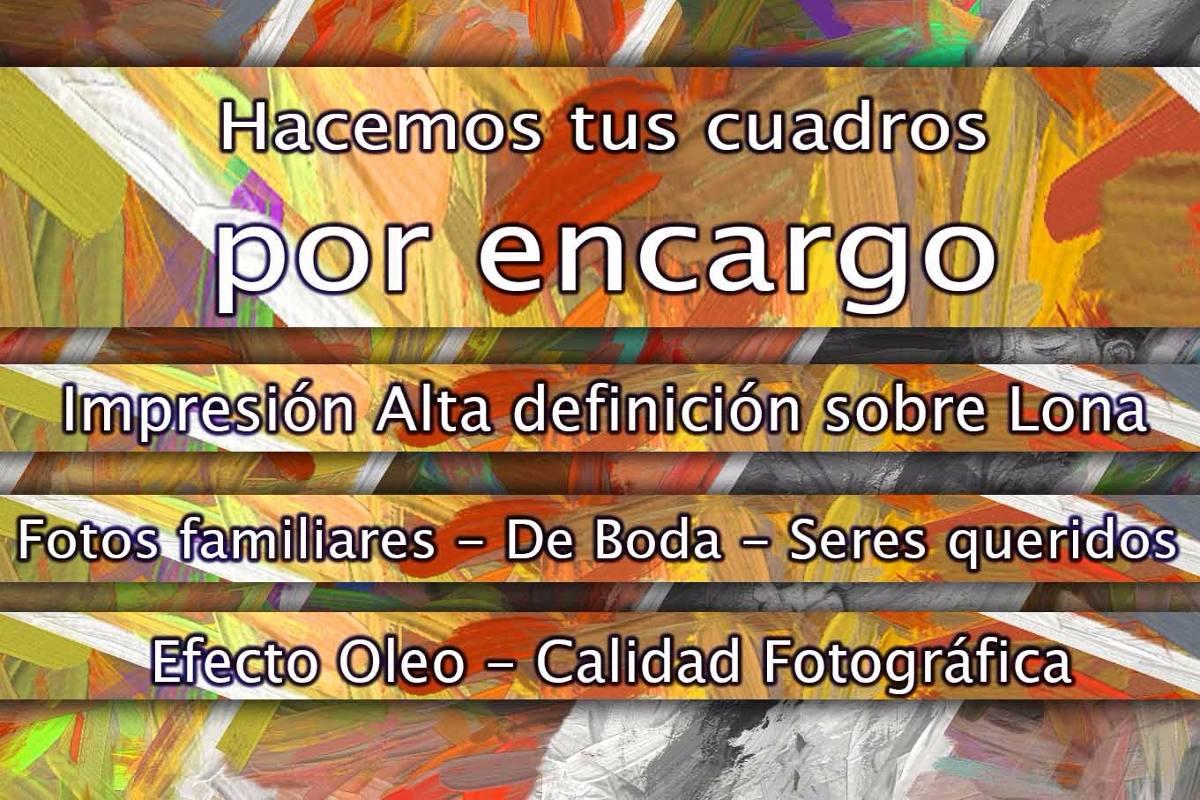 Canvas, Lona O Lienzo, Vinil, Arte, Impresion Cuadros, Oleo - Bs ...