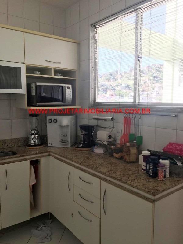 caonze/n.iguaçu, ótima localidade!! apartamento 3 quartos sendo 1 suíte, 3 banheiros e garagem. - ap00286 - 34113699